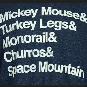 Disney Favorite List tshirt